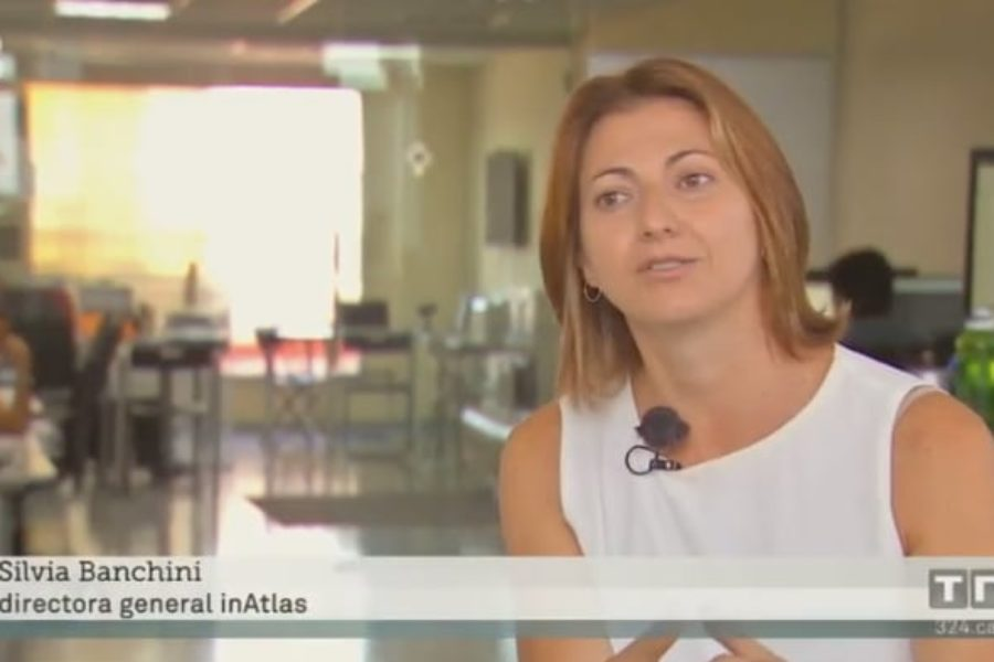 inAtlas on TV3!