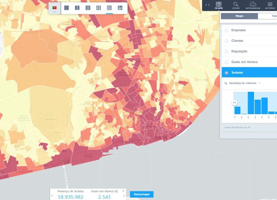 El Data City Monitoring aplicado al turismo clave para el sector