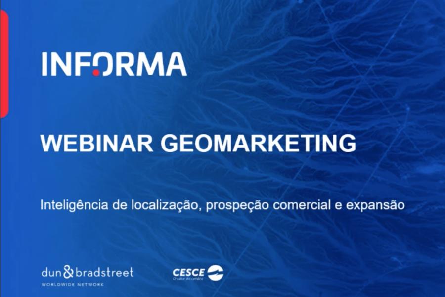 Webinar Geomarketing