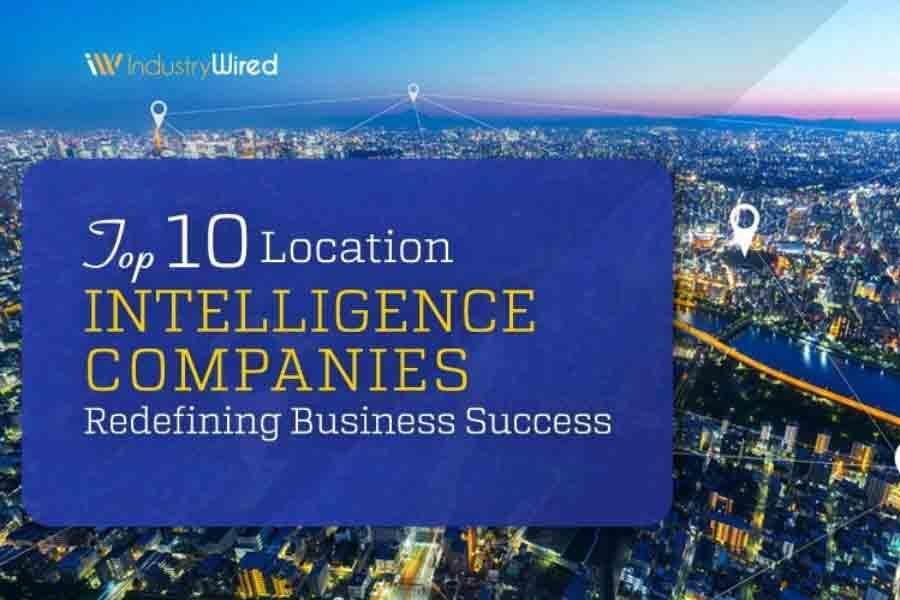 inAtlas entre las TOP 10 Location Intelligence Companies