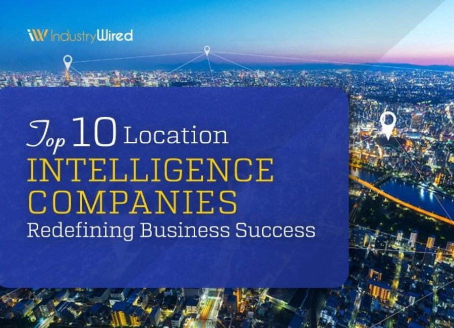 inAtlas entre las TOP 10 Location Intelligence Companies